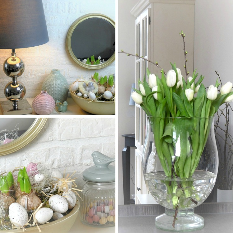 Simple & Stylish Spring & Easter Home Decor Ideas: