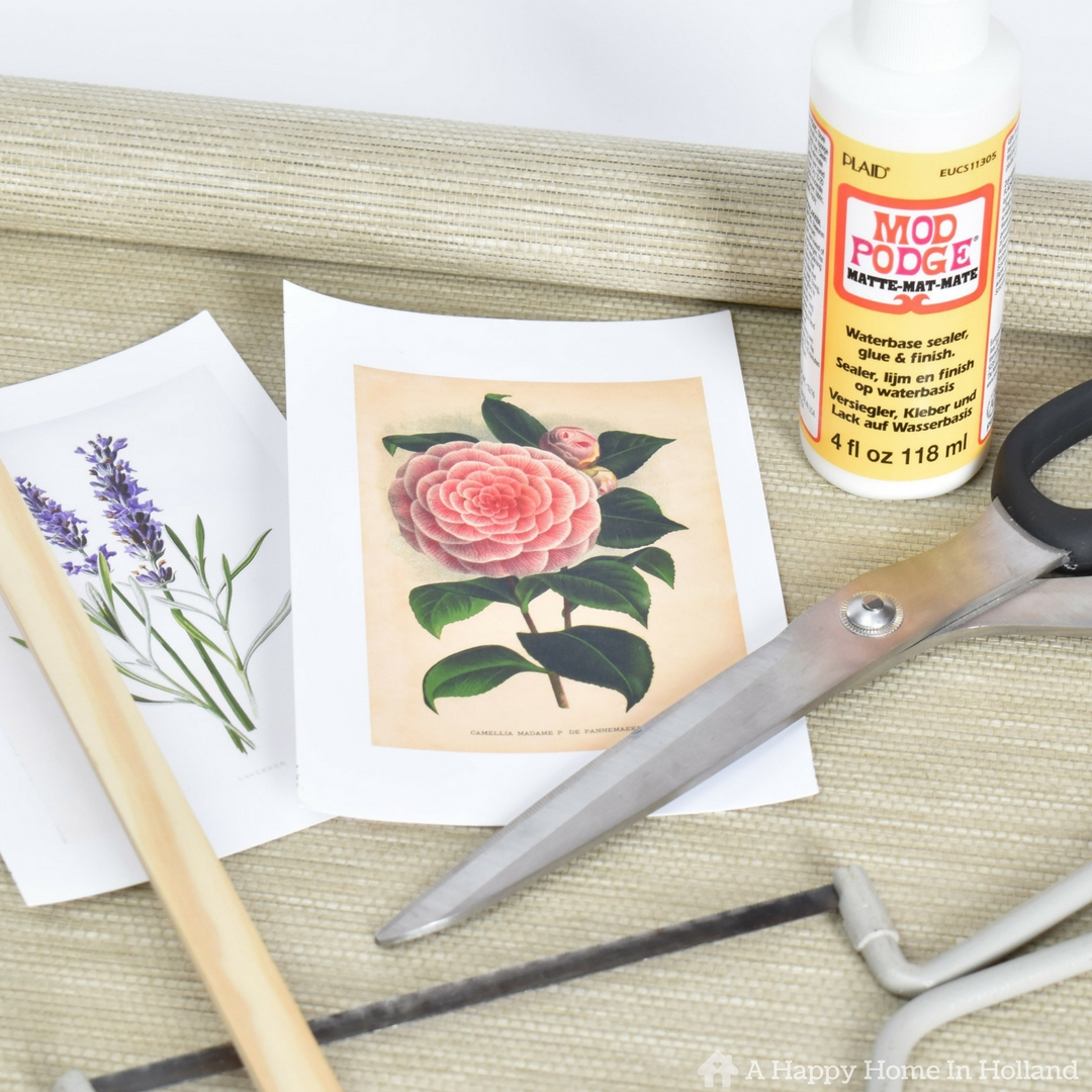 Mod Podge Photo Transfer Easy Diy Upcycle Project Tutorial
